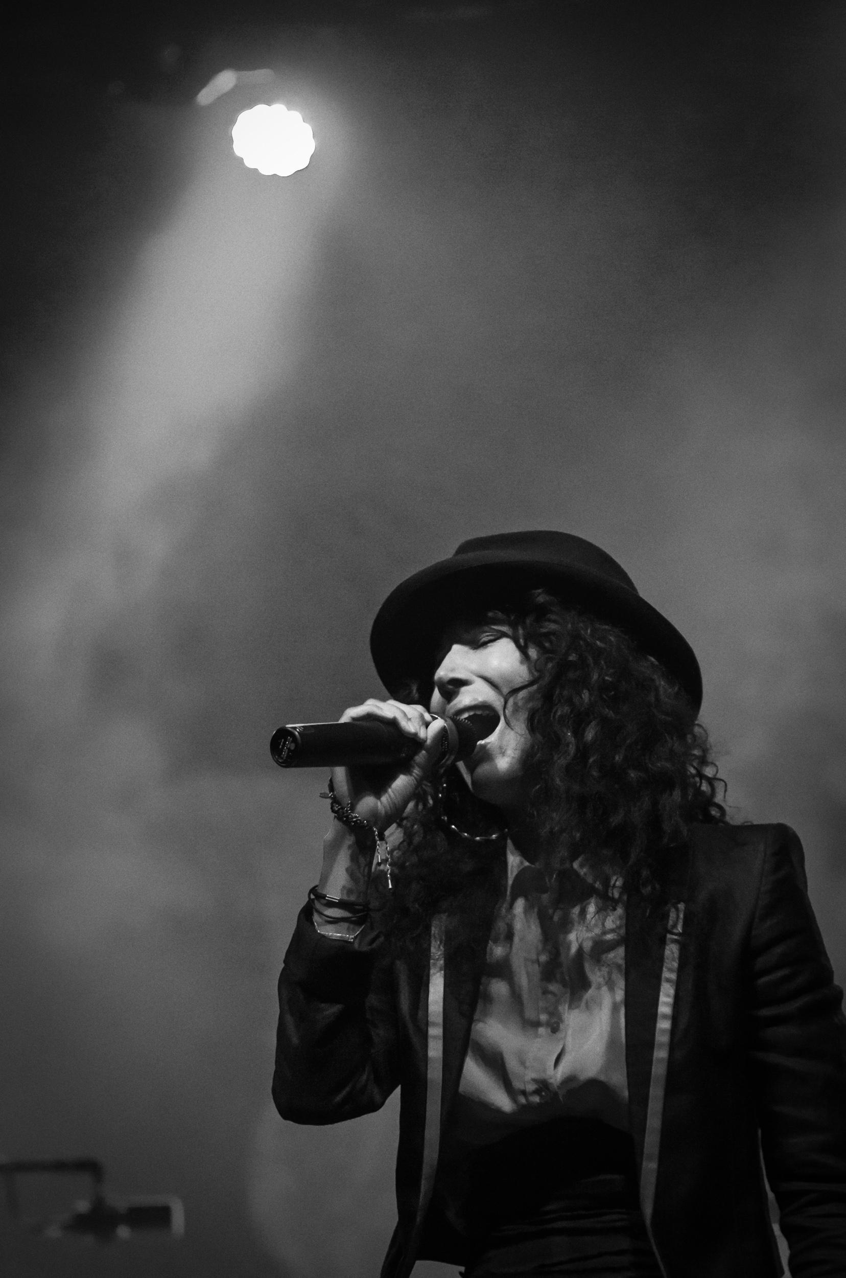 Titiyo på Musikens Makt 2016