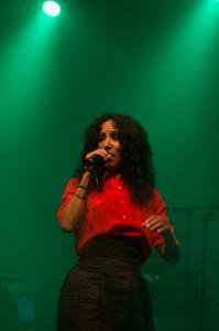 Titiyo på Musikens Makt i Luleå 2016. Kvällens pärla, drottning eller större!