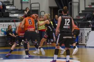 Jelena Antic. Luleå Basket vs Udominate.