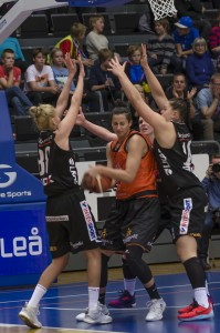Luleå Basket vs Udominate.