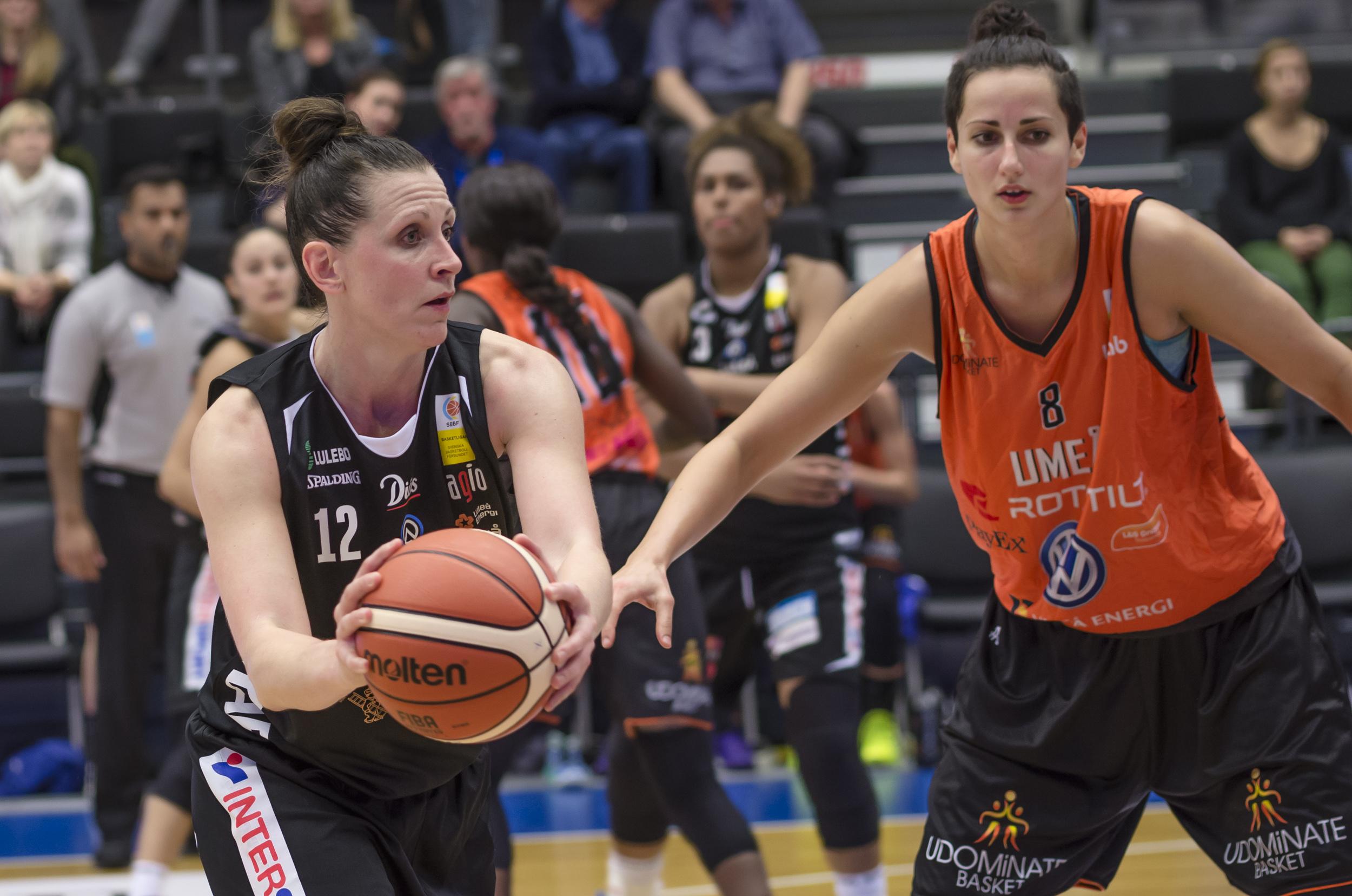 Luleå Basket vs Udominate