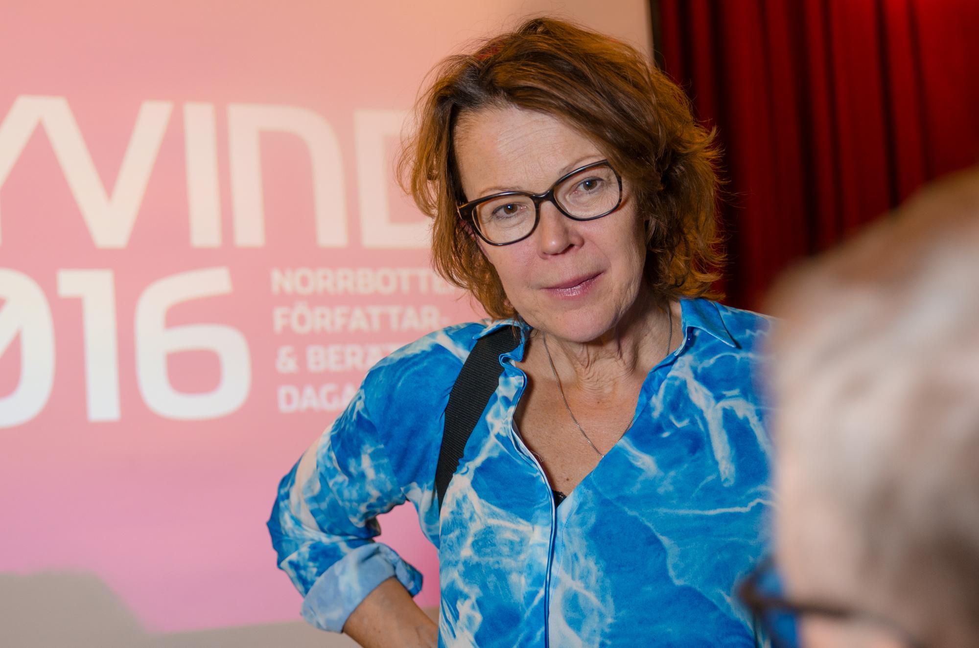 Eyvind2016 Norrbottens författar- och berättardagar