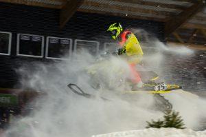 # 15 Marcus Dorsch, Umeå AK Team Northbike. Boden Arena Super-X 2017.