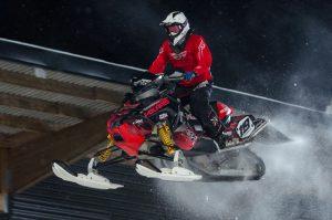 #119 Emil Sundvisson, Åsarna SSK. Boden Arena Super-X 2017.