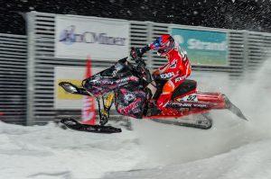 #52 Johan Lidman, Tväråns Intresseförening. Boden Arena Super-X 2017.