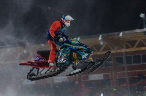 #31 Emil Harr, Gargnäs MK. Boden Arena Super-X 2017.