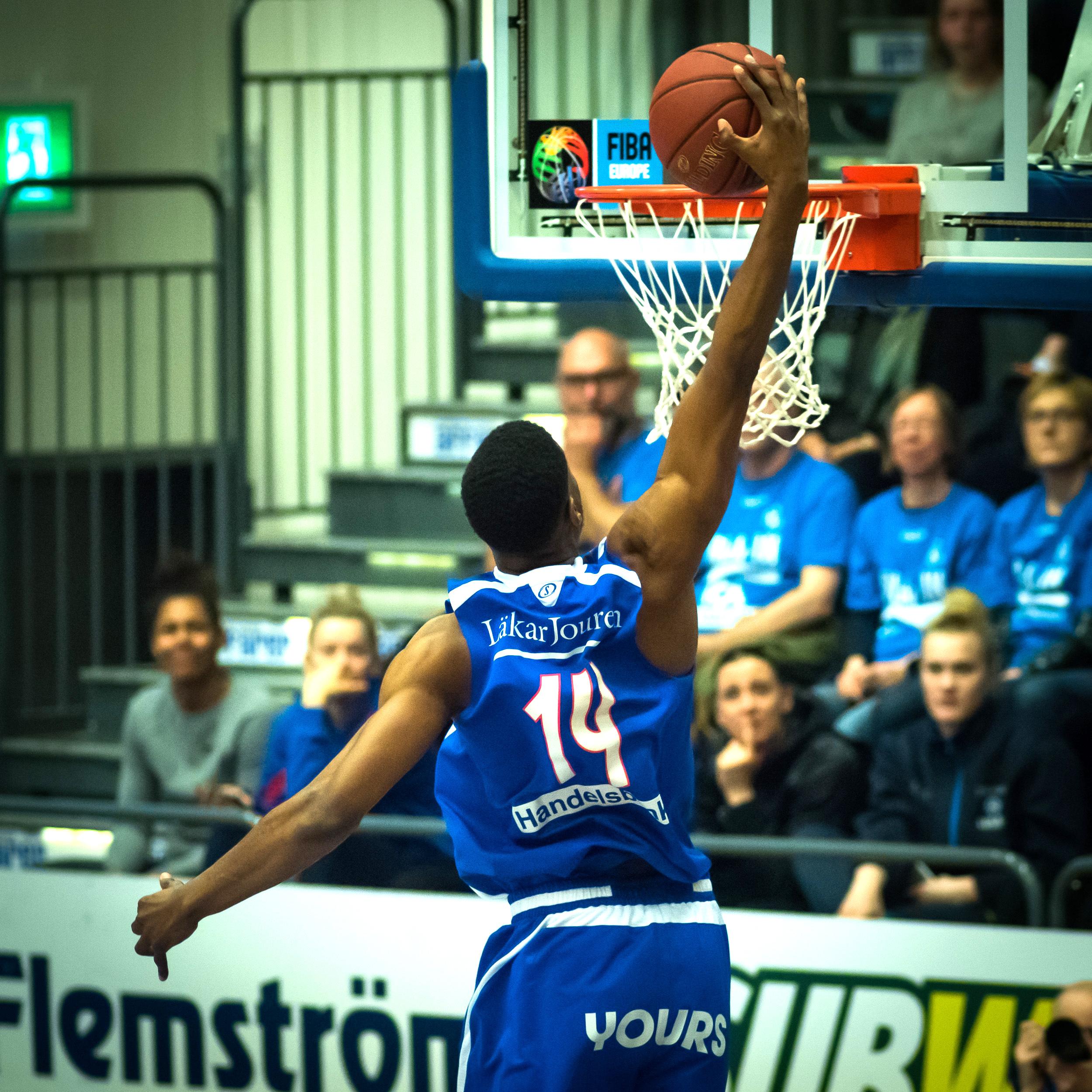 BC Luleå vs Umeå Basket