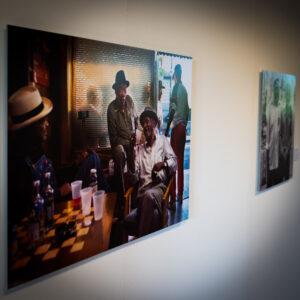 Utställningen Friendship på Havremagasinet i Boden.