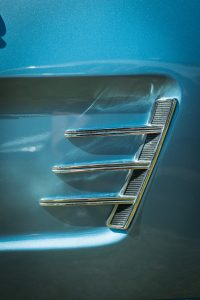 Almond Road Meet 2017. Ford Mustang, finns det någon större klassiker?