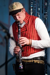 Johan Airijoki på Musikens makt 2017.