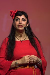 Zinat Pirzadeh på Eyvind 2017.