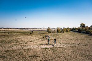 Tempelhof, vilka vidder!