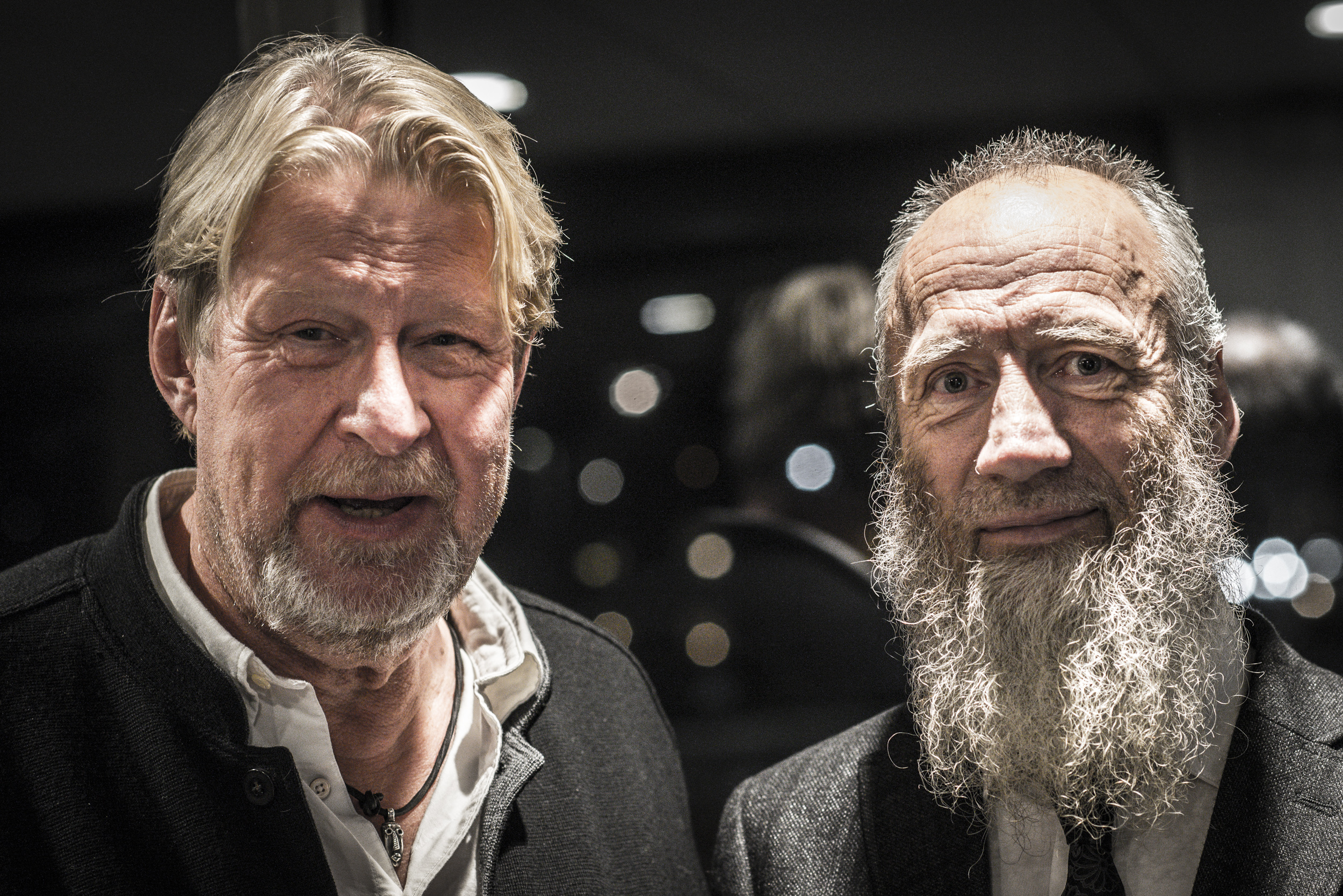 Rolf Lassgård är på gång igen!