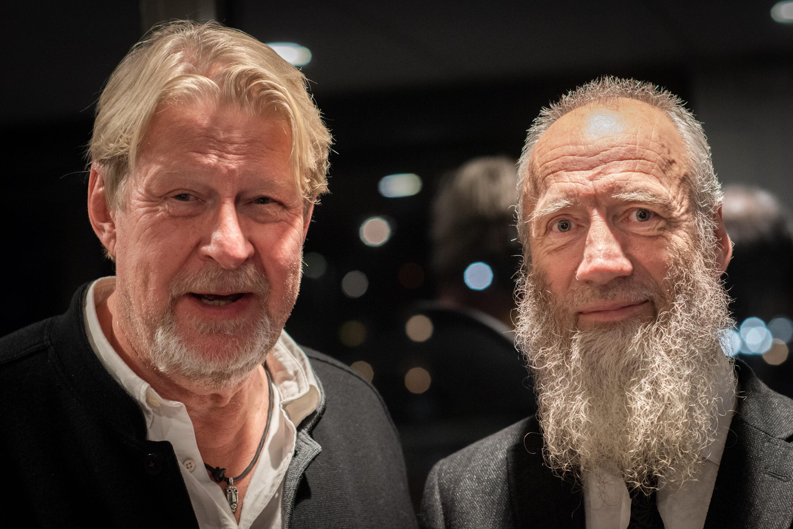 Rolf Lassgård. Premiär Älvsbyn.