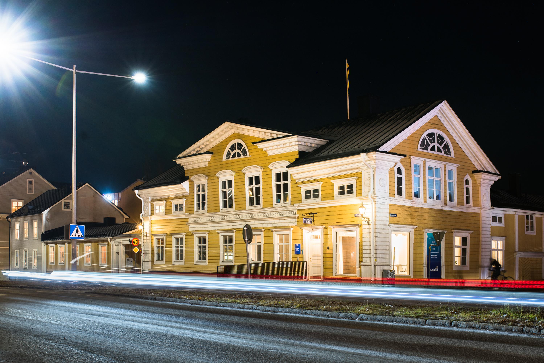 Bergströmska villan, Galären.