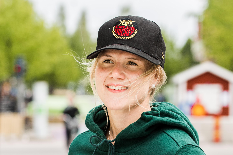 Johanna Fällman, Luleå/MSSK för galären.