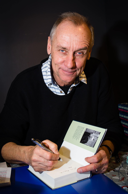 Håkan Nesser, Eyvind 2016, Boden