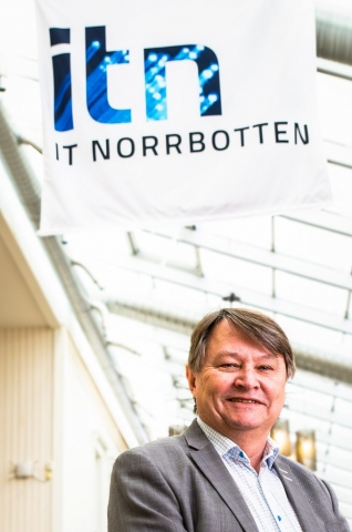 Tony Blomqvist, ITN Norrbotten