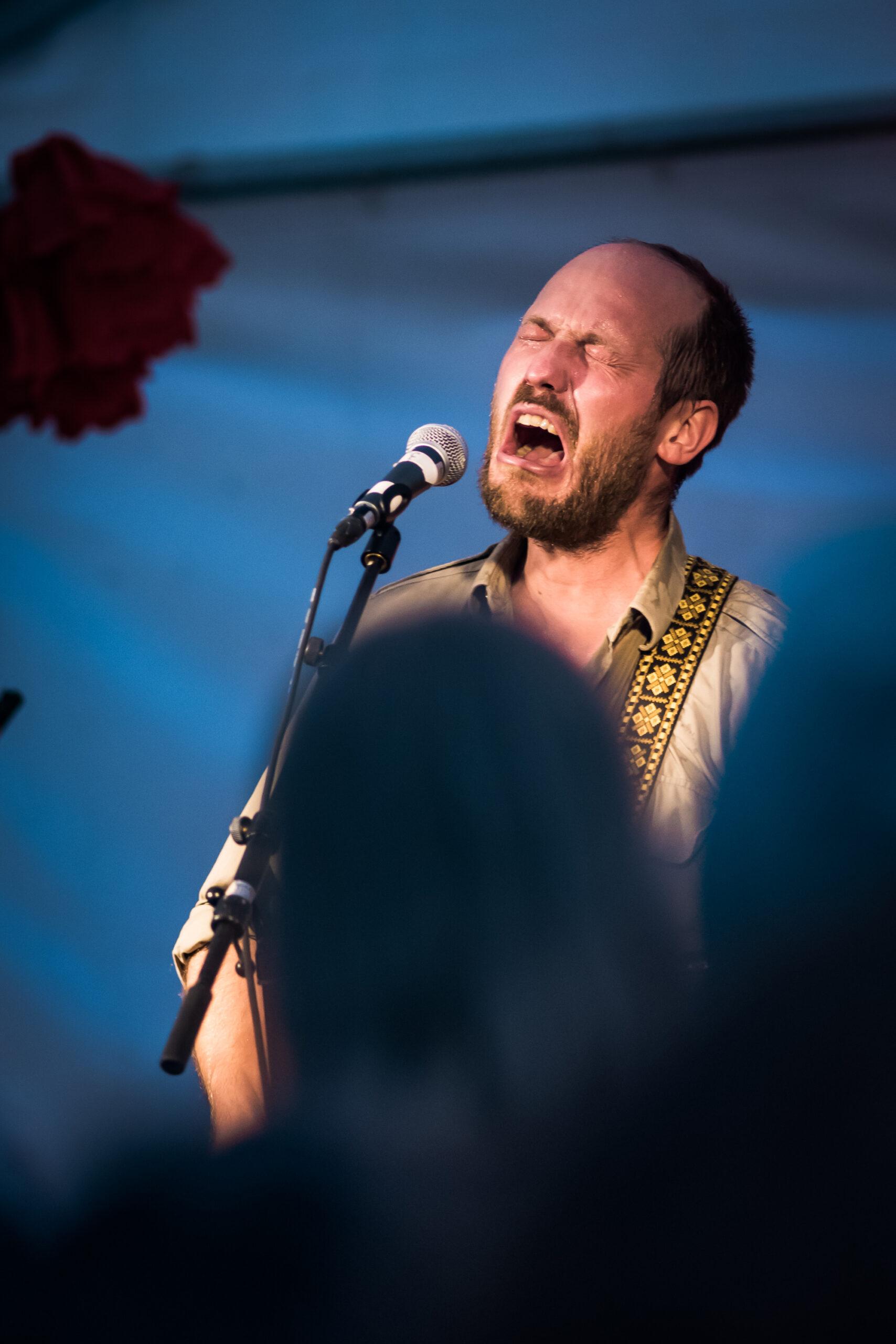 Johan Airijoki, Musikens makt, Luleå 2017.