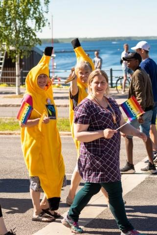 ... och bananer!