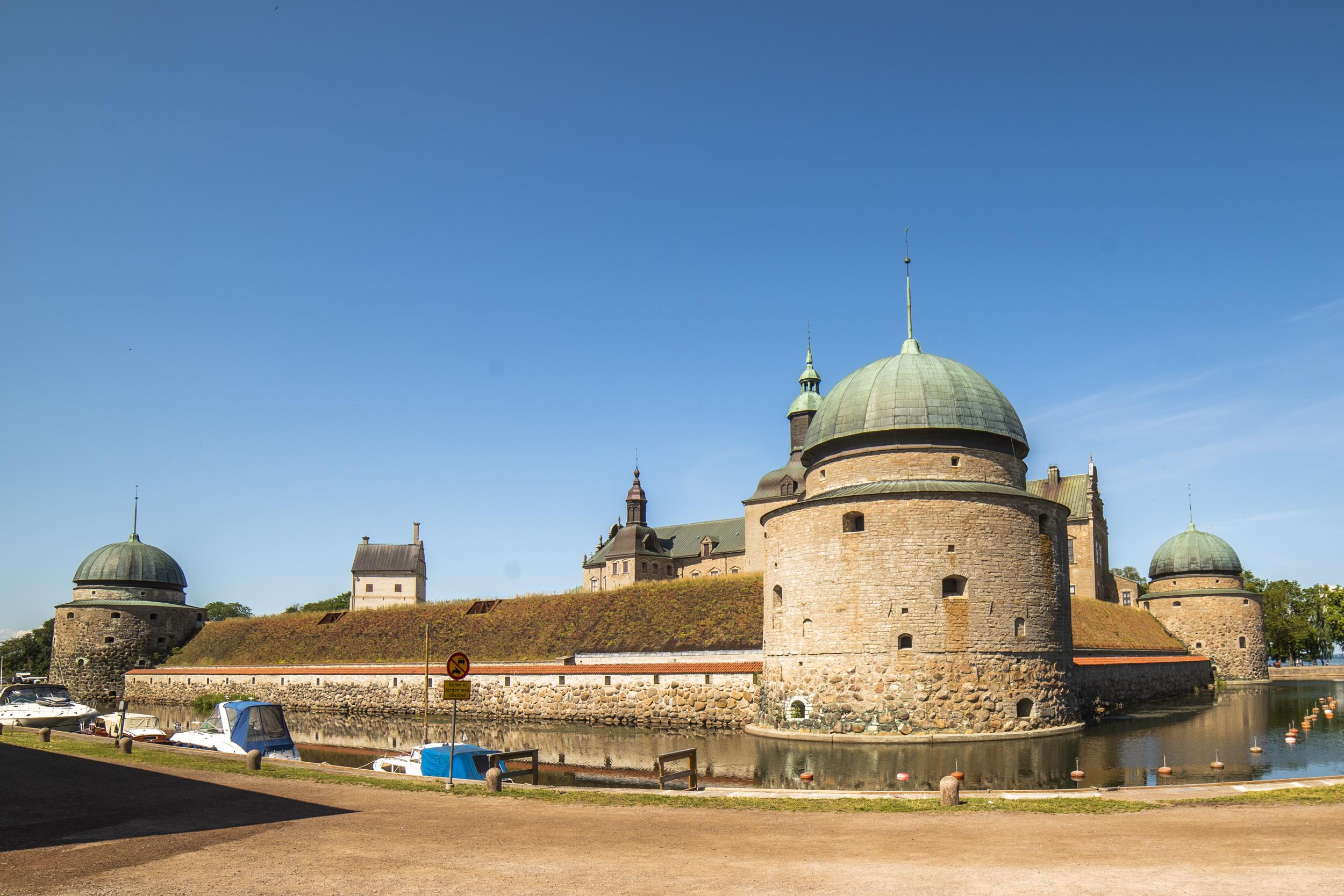 Vadstena slott, hur mäktigt som helst!