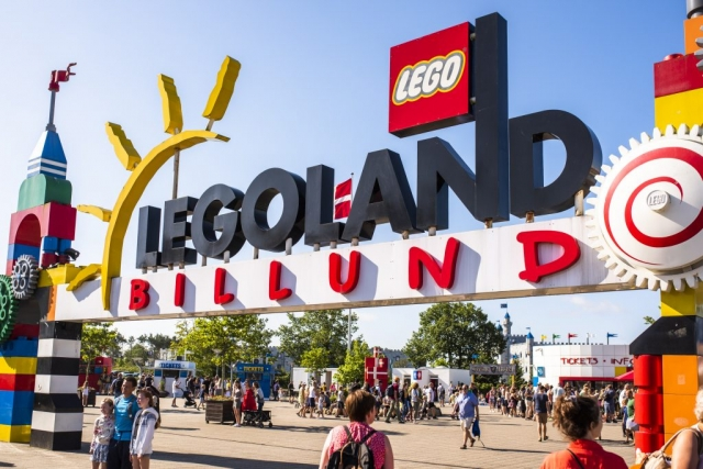 Inget danmarksbesök utan att besöka Legoland.