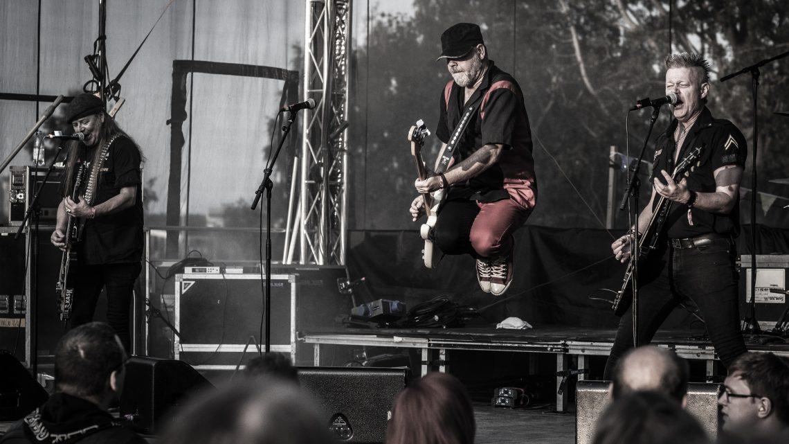 Asta Kask på Musikens Makt 2019