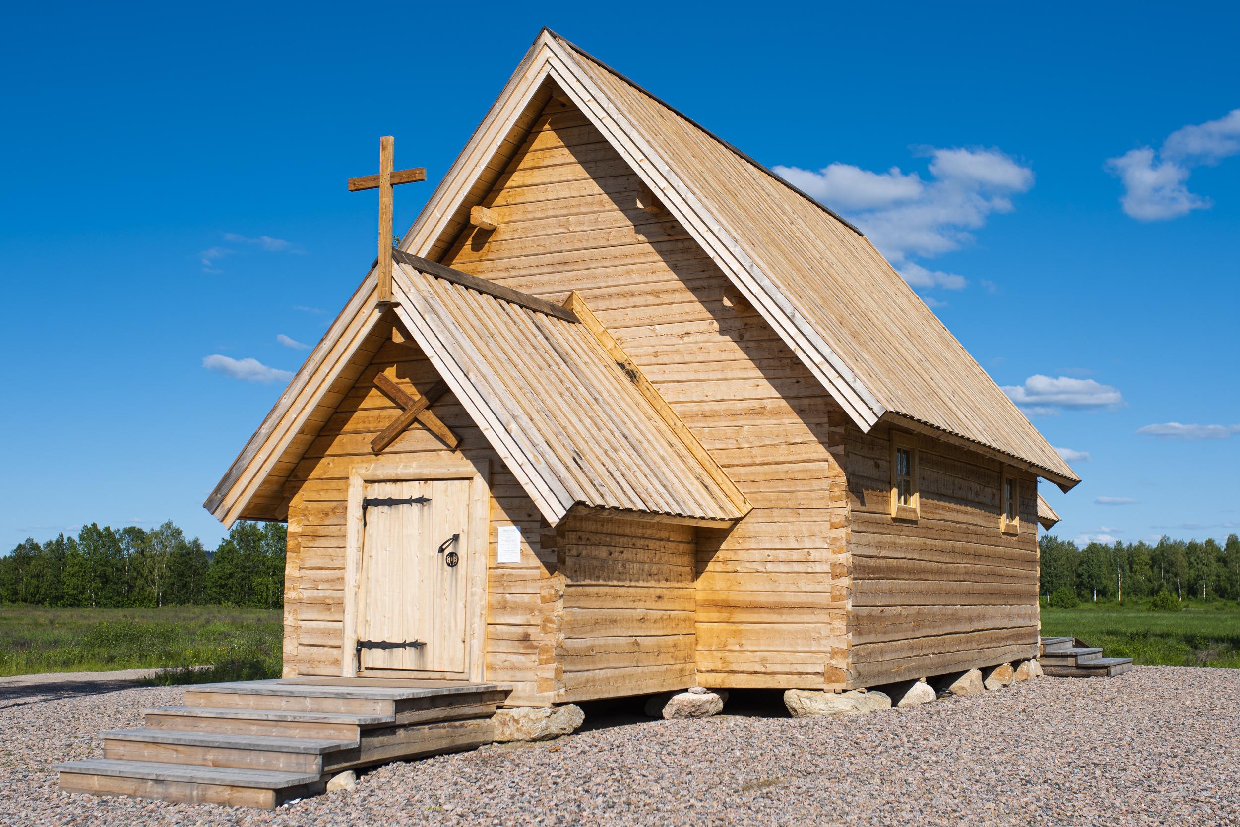 Särkilax kyrka, Övertorneå.