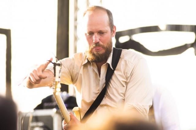 Johan Airijoki bjöd som vanligt på grymt drag, Musikens Makt 2019.