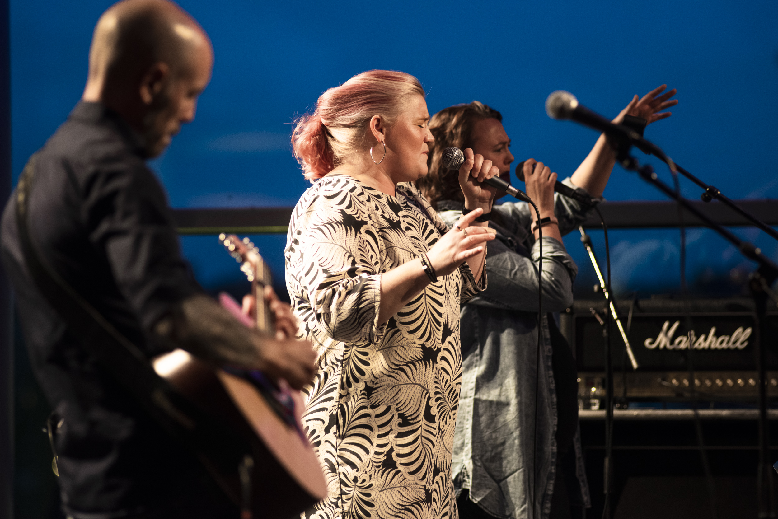 Sunday Collective på Kulturnatten i Luleå.