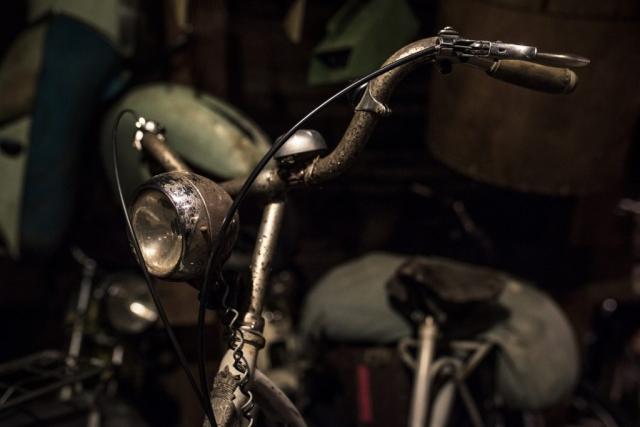 Alla dessa cyklar