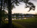 Premiärcampingen gick till Fällfors camping