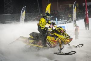 3 Matilda Norberg Njurunda MK. Ski-doo. Skotercross. Boden Arena Super-X 2018.