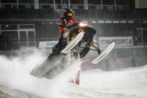 Boden Arena Super-X 2018. Skotercross. Boden Arena Super-X 2018.