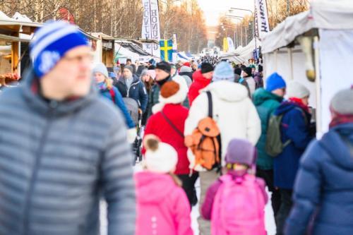 Jokkmokks marknad 2020.