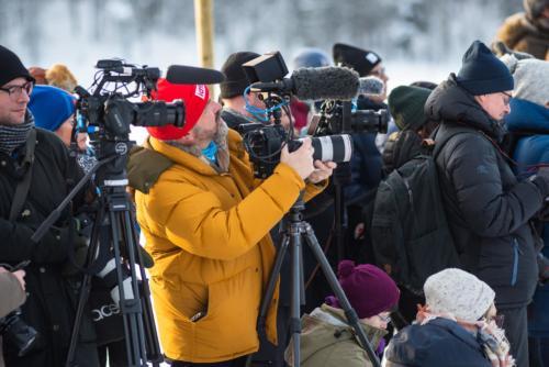 Media... Jokkmokks marknad 2020.