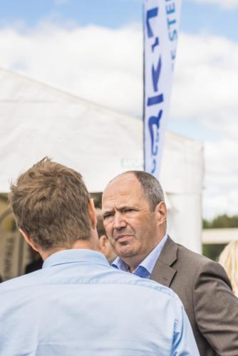 Martin Lindqvist, vd och koncernchef, SSAB.